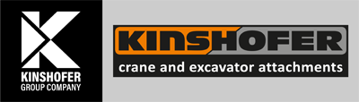 KINSHOFER Crane and Excavator Attachments
