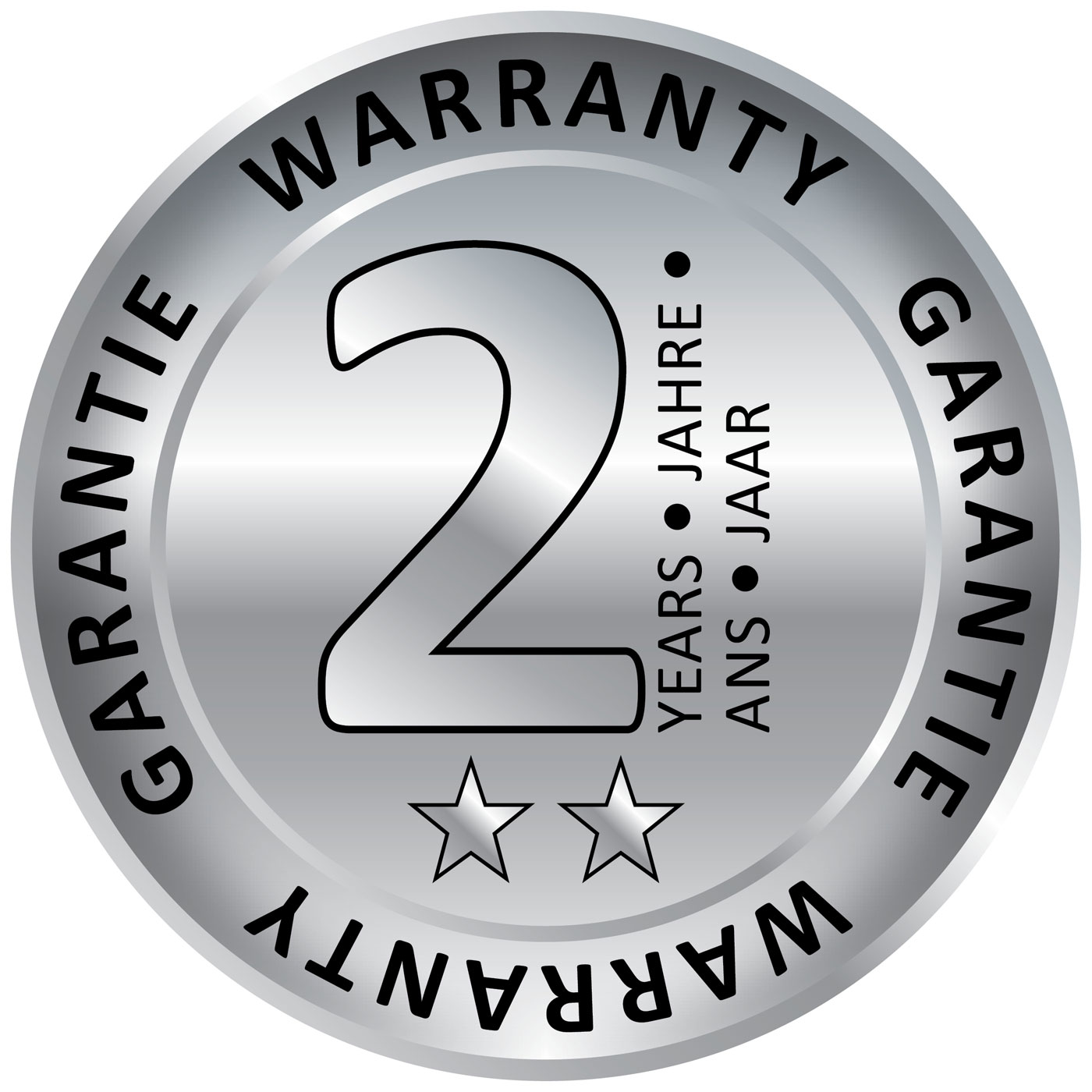 KINSHOFER warranty sticker final