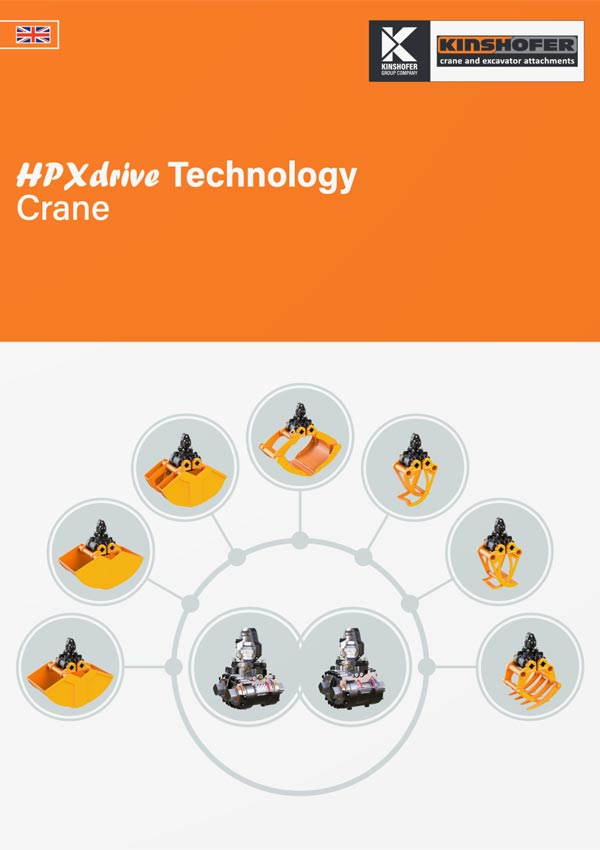 HPXdrive for Truck Cranes