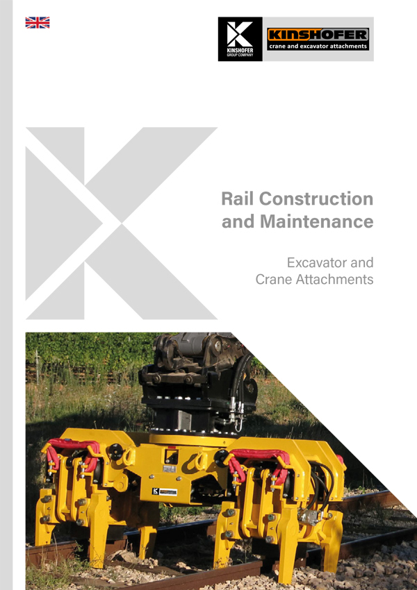 Attachments for Rail Construction and Maintenance